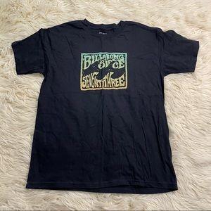 BillaBong vintage wave T-shirt